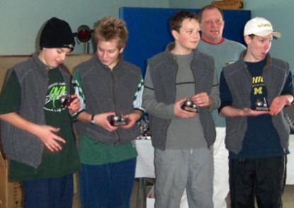 PEI Provincial 15, 13, 11 and Under Curling Championships