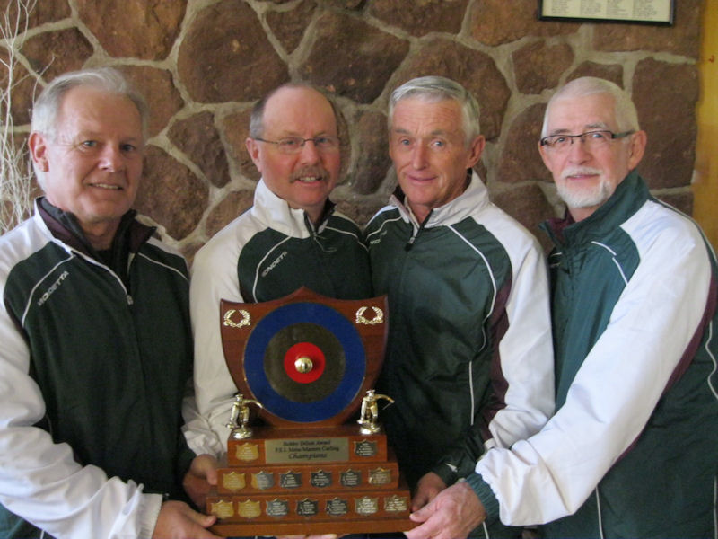 2011 Men's Masters champs