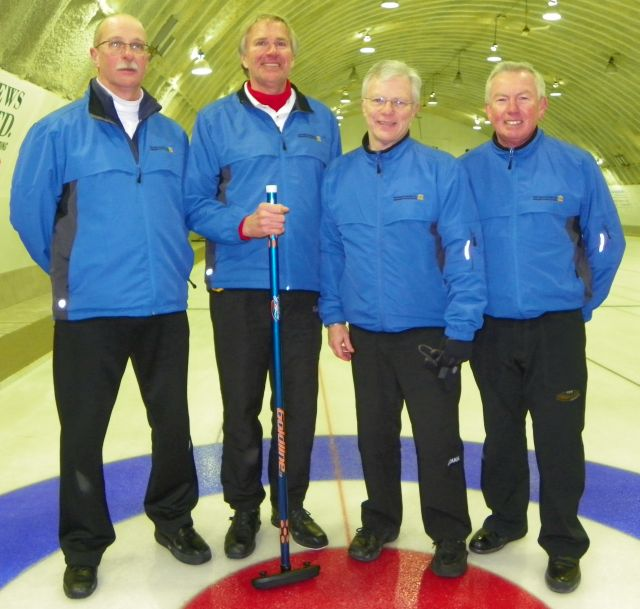Hope rink 2011 Senior Men's champs