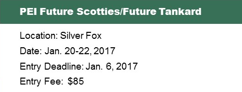 PEI Future Scotties/Future Tankard @ Silver Fox Curling and Yacht Community Complex | Summerside | Prince Edward Island | Canada