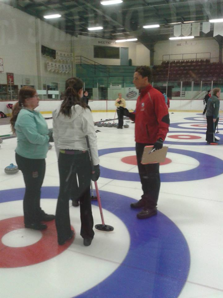 Whitecap Curling Camp 2014 – Presented by Travelers