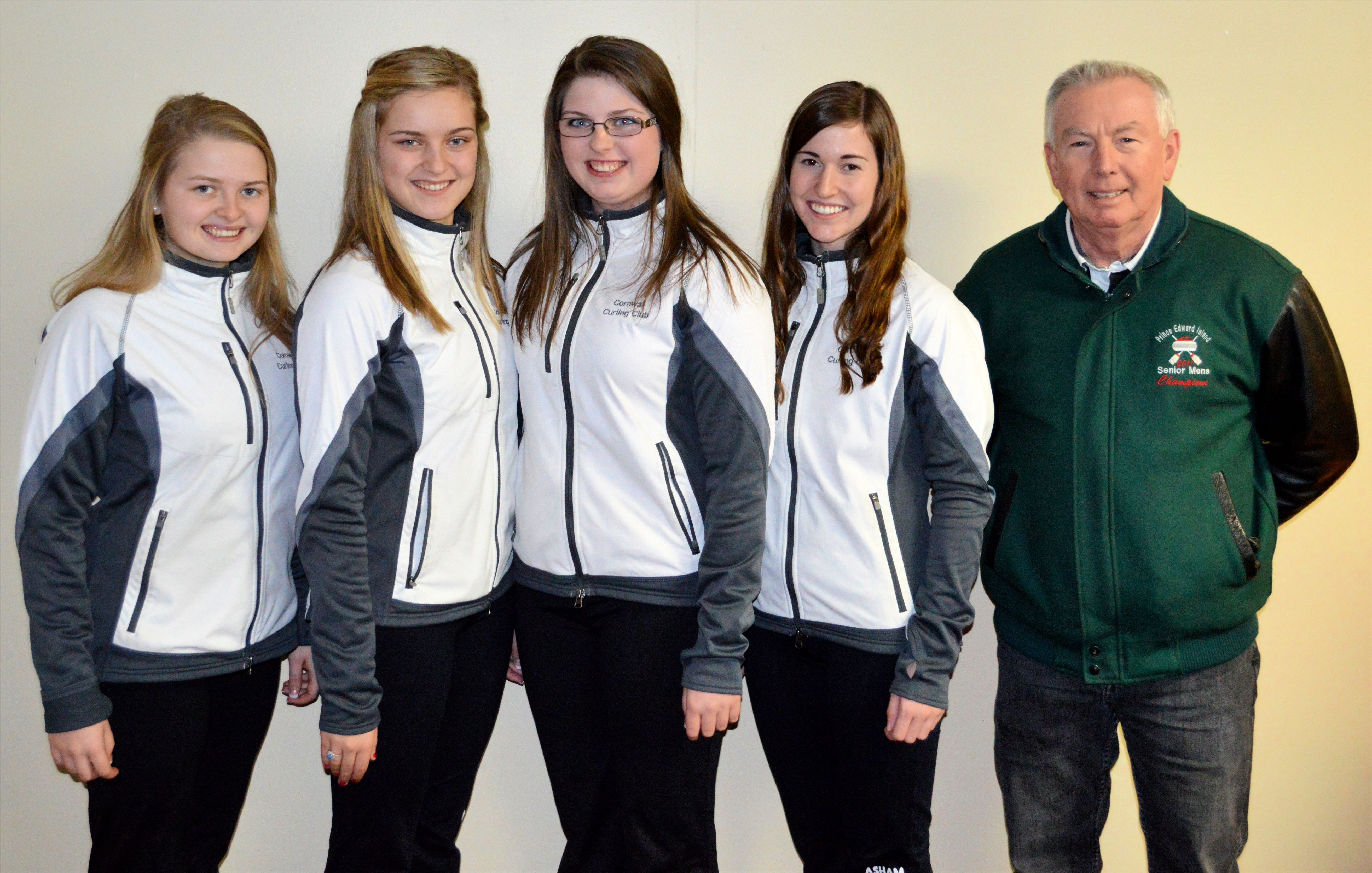 Breaking news! Veronica Smith rink now competing in women's div. at Curl Atlantic Ch'ship starting Thurs. in Ch'town