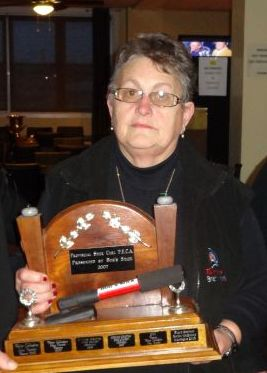 Reminder: Cornwall's Shirley Lank to be inducted into PEI Curling Hall of Fame on Monday