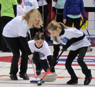 Cornwall hosting U13, and 14 & Under Funspiel in Feb. @ Cornwall Curling Club | Saint Catherines | Prince Edward Island | Canada