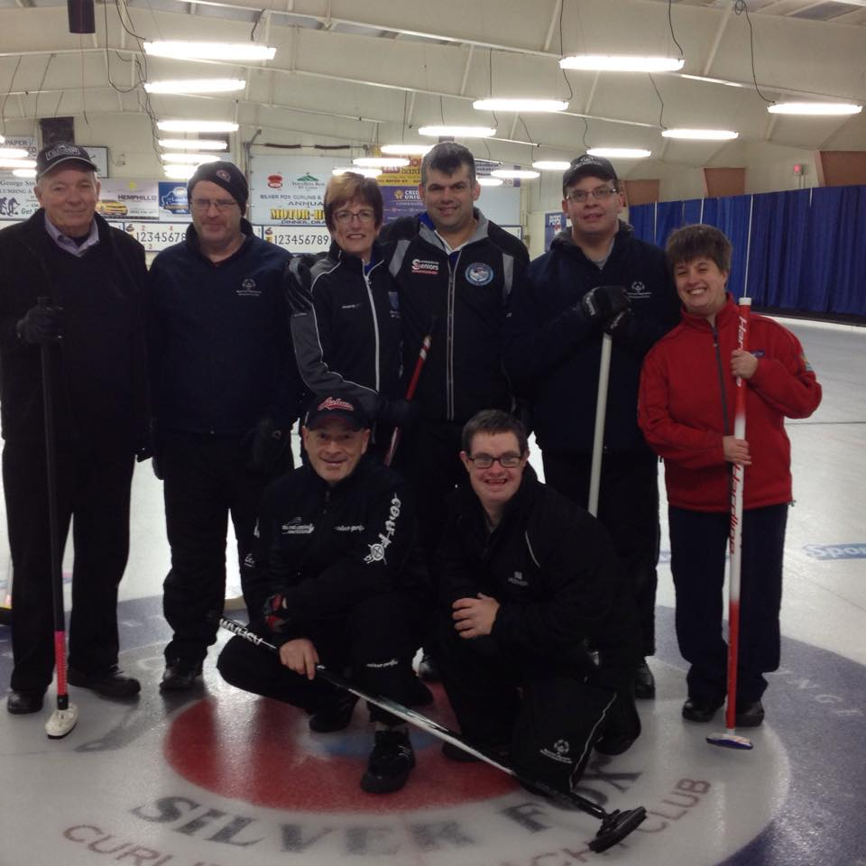 Curling Across the Nation comes to Cornwall this morning