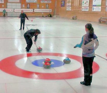 Cornwall player to win PEI Mixed Doubles on Sunday!