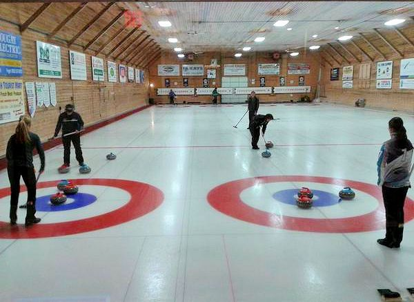 Holland and Cornwall's Fullerton win C qualifier, will have advantage in Ch'ship round at PEI Mixed Doubles