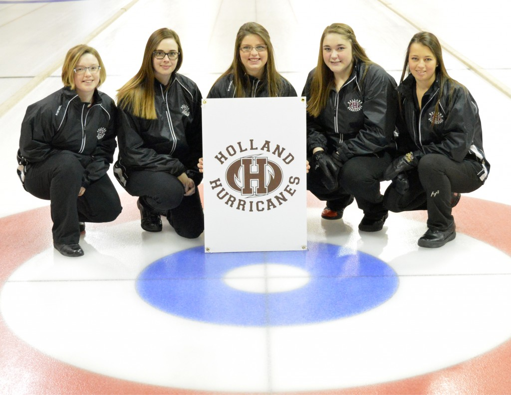 Cornwall/Holland College team ends play at college nationals with 2-5 record