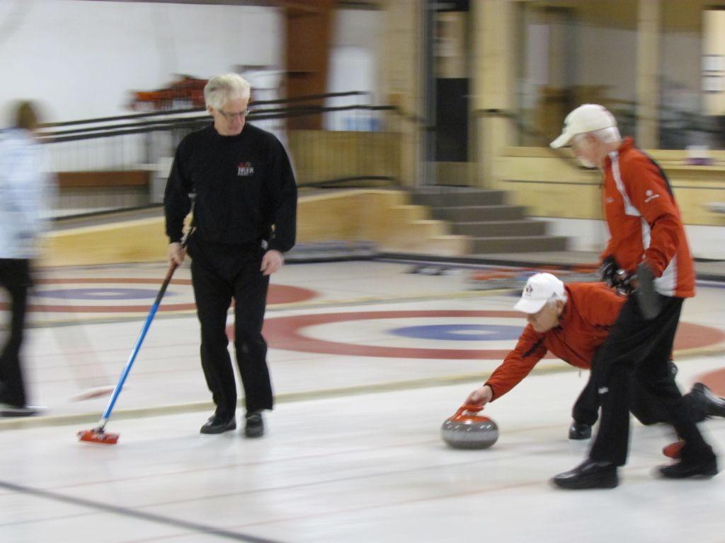 Maritime Masters Ch'ship @ Thistle-St. Andrews Curling Club | Saint John | New Brunswick | Canada