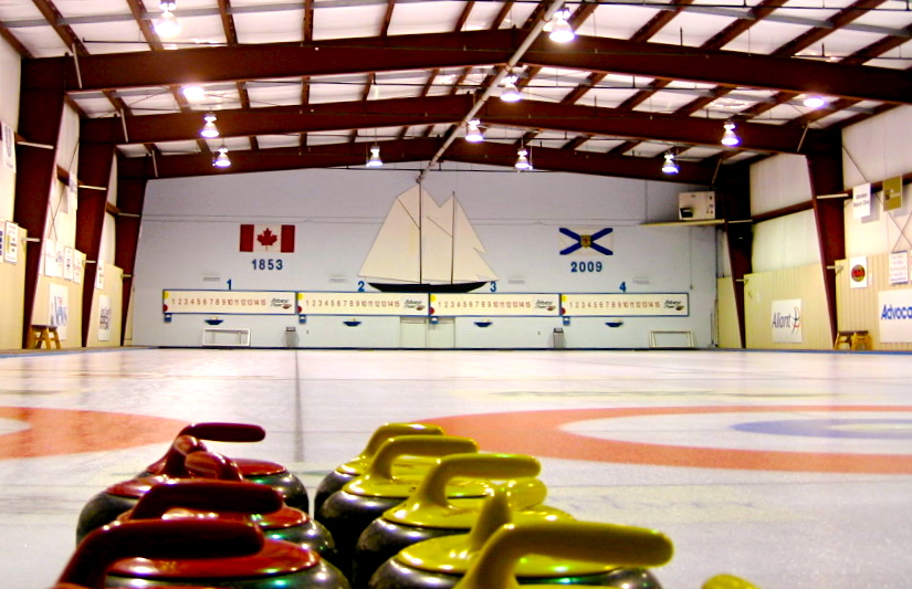 Maritime Masters Ch'ship @ Bluenose Curling Club