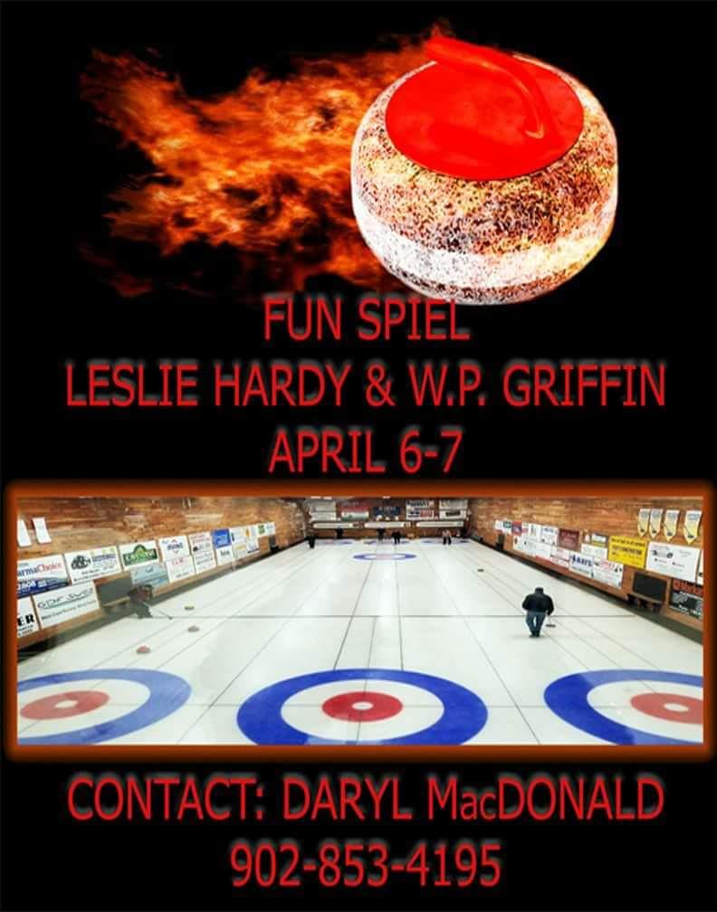 Hardy/Griffin Funspiel @ Western Community Curling Club