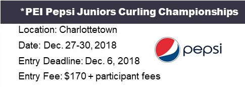Pepsi Provincial Juniors (U21) Ch'ships @ Charlottetown Curling Complex | Charlottetown | Prince Edward Island | Canada