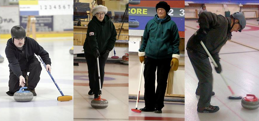 Seniors Learn to Curl: Cornwall @ Cornwall Curling Club | Saint Catherines | Prince Edward Island | Canada