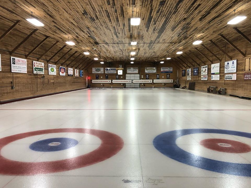 Open House and Orientation to COVID curling guidelines @ Crapaud Community Curling Club