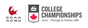2020 Canadian Collegiate Athletic Association (CCAA)/Curling Canada Ch'ships @ Stride Place
